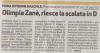 Articolo da Il Giornale di Vicenza del 20 maggio 2013
